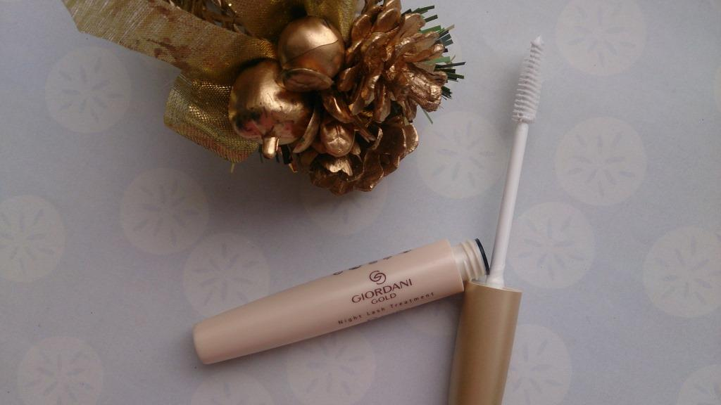 Oriflame Giordani Gold Night Lash Treatment