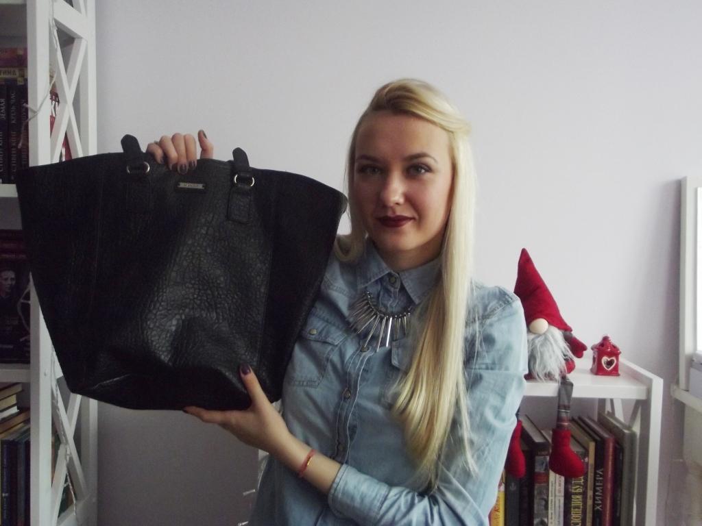 Что в моей сумке / What's is my bag