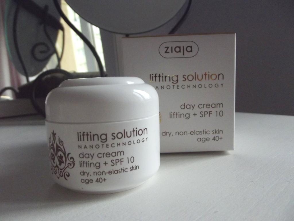 Ziaja Lifting Solution Nanotechnology Day Cream