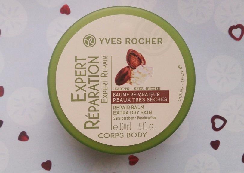 Yves Rocher Repair Balm Extra Dry Skin Бальзам для очень сухой кожи