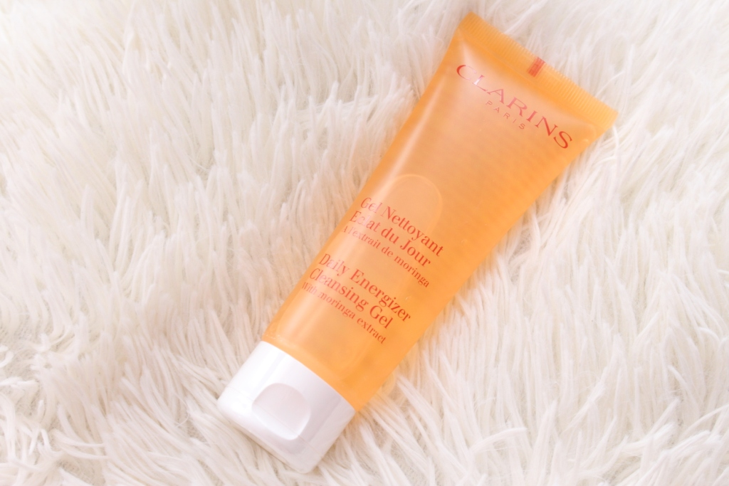 Clarins Daily Energizer Cleansing Gel Гель для умывания