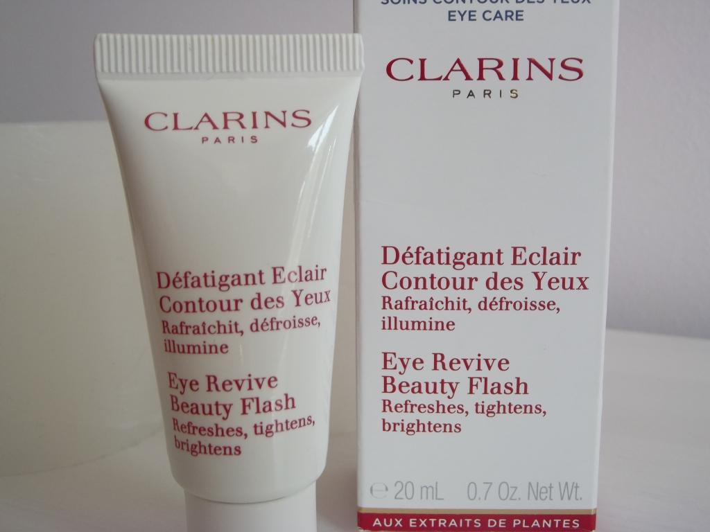 Clarins Eye Revive Beauty Flash Крем для кожи вокруг глаз