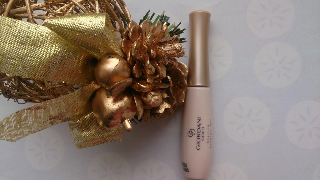 Oriflame Giordani Gold Shaping Eyebrow Gel Гель для бровей