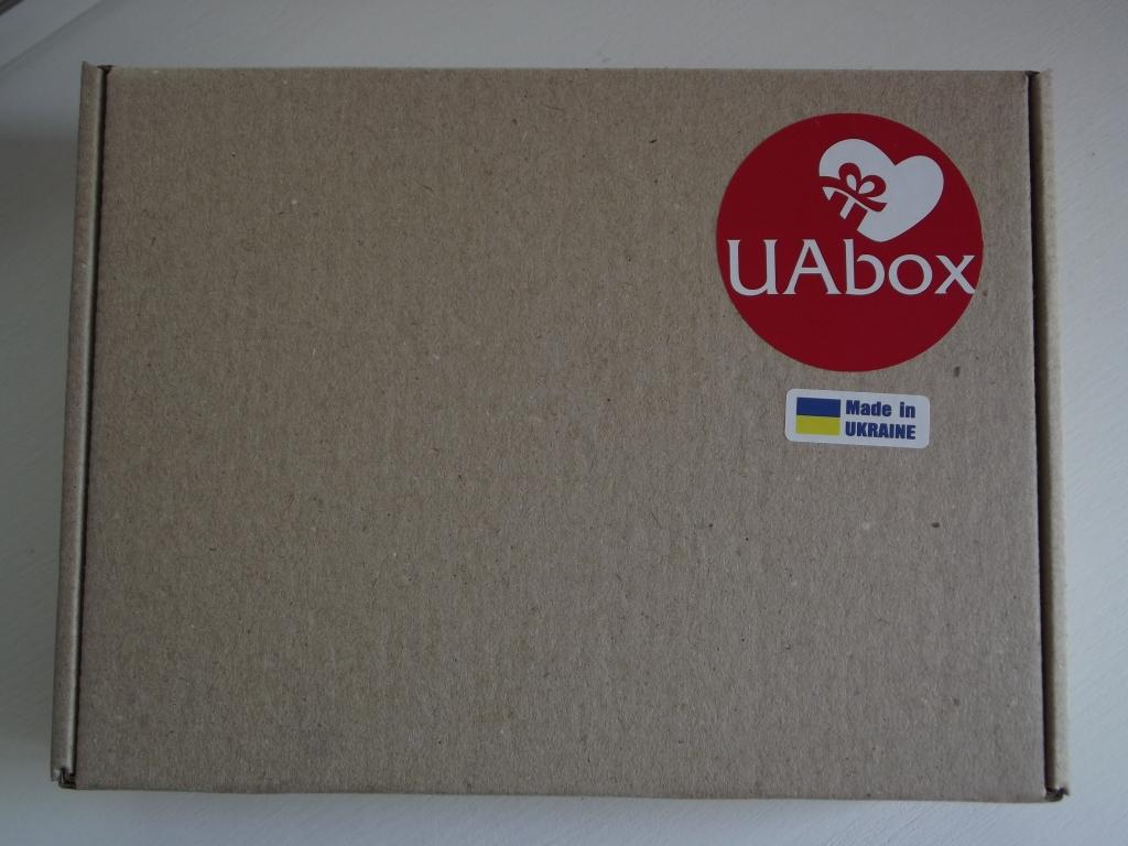 UAbox Апрель 2015 коробочка красоты