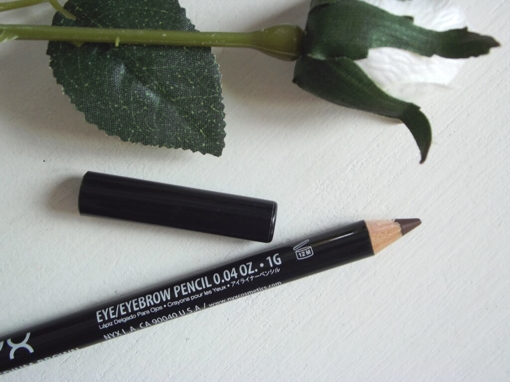 NYX Cosmetics Eye/Eyebrow Pencil Карандаш для глаз/бровей 914 Medium Brown