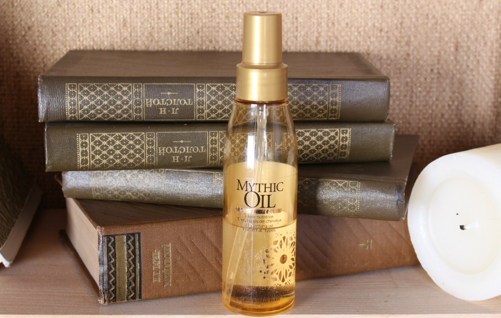 Loreal Mythic Oil Масло для волос