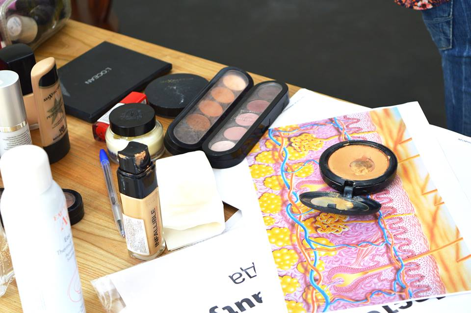 Мастер-класс от школы красоты Makeubeauty + подарки от Panna Cotta
