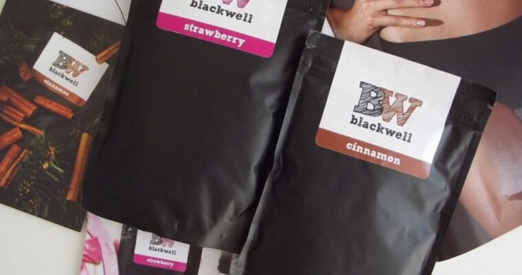 "BlackWell Скрабы для тела ""Cinnamon"" и ""Strawberry"""
