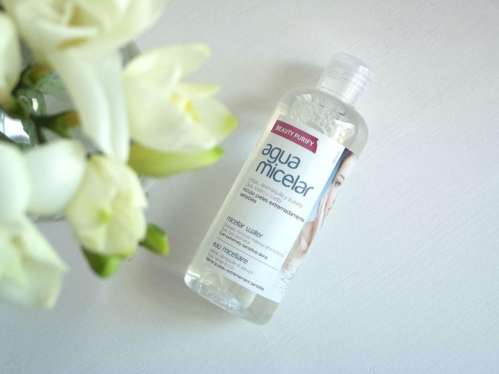 Diet Esthetic Beauty Purify Aqua Micelar Мицеллярная вода для чувствительной кожи