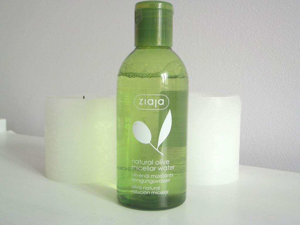 Ziaja Natural Olive Micellar Water Оливковая Мицеллярная вода