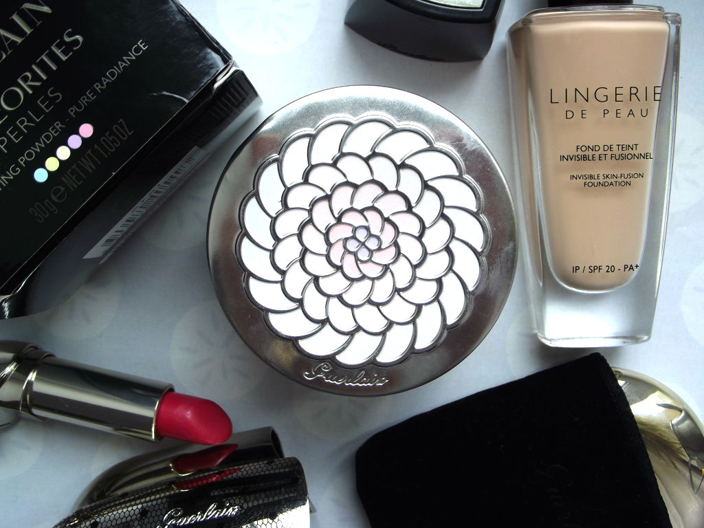 Guerlain Мeteorites Perles Illuminating Powder 03 Teint Dore Пудра в шариках