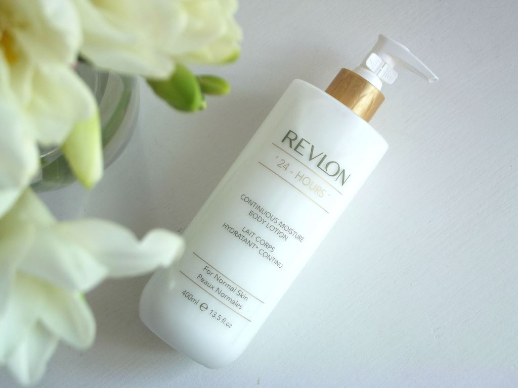 Revlon «24-Hours» Continuous Moisture Body Lotion Лосьон для тела