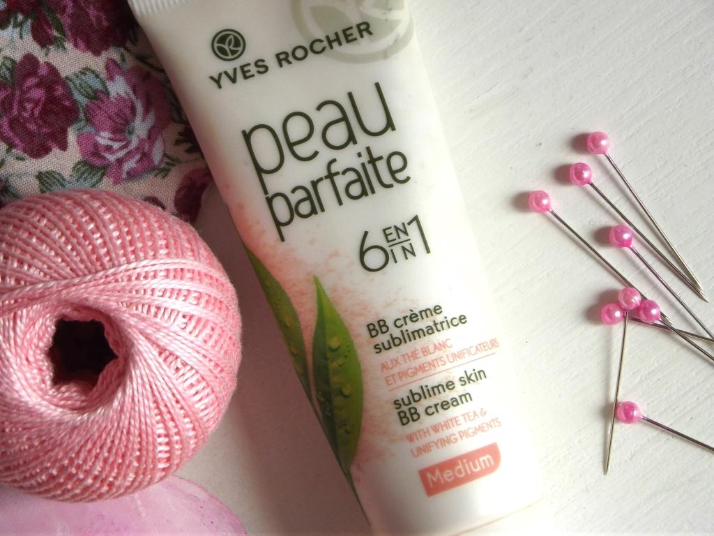 """Yves Rocher Peau Parfaite 6in1 Sublime Skin BB Cream """"Medium"""" ВВ – крем для лица """"Безупречная кожа"""""""