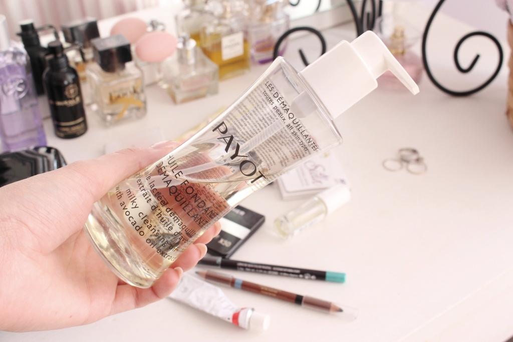 Payot Milky Cleansing Oil With Avocado Oil Extract Гидрофильное масло для снятия макияжа с экстрактом масла авокадо