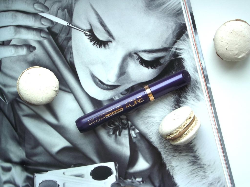 Oriflame The One 5 in 1 Wonder Lash Mascara waterproof Тушь для ресниц водостойкая