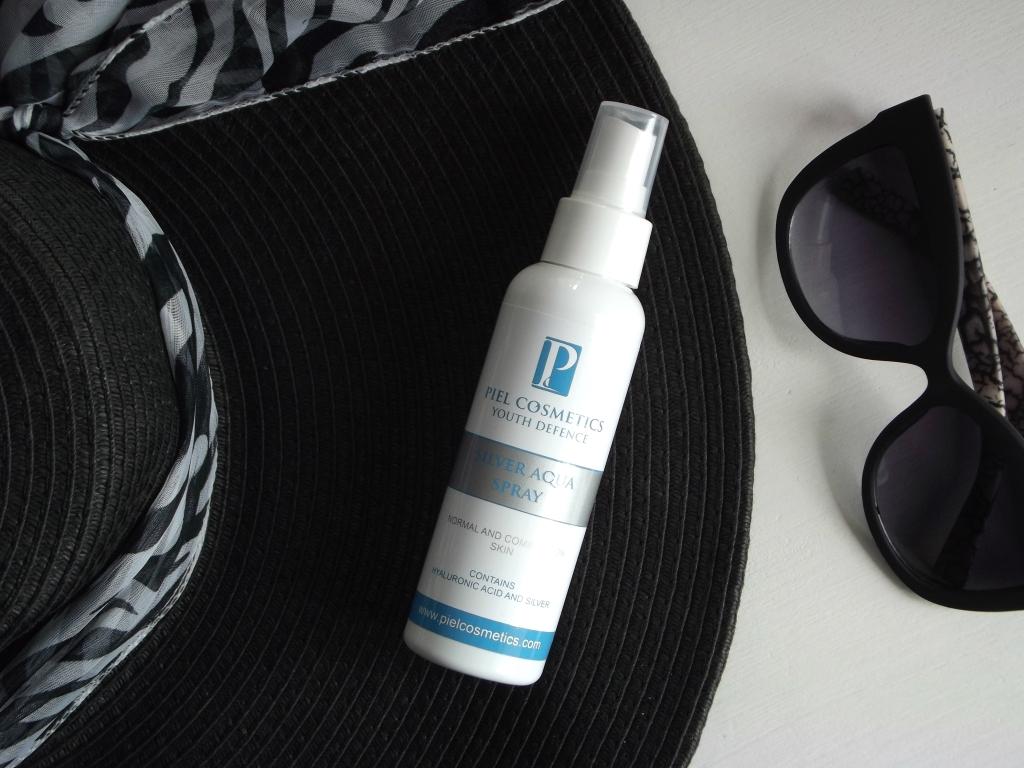 Piel Cosmetics Youth Defence Silver Aqua Spray Спрей для увлажнения и умывания