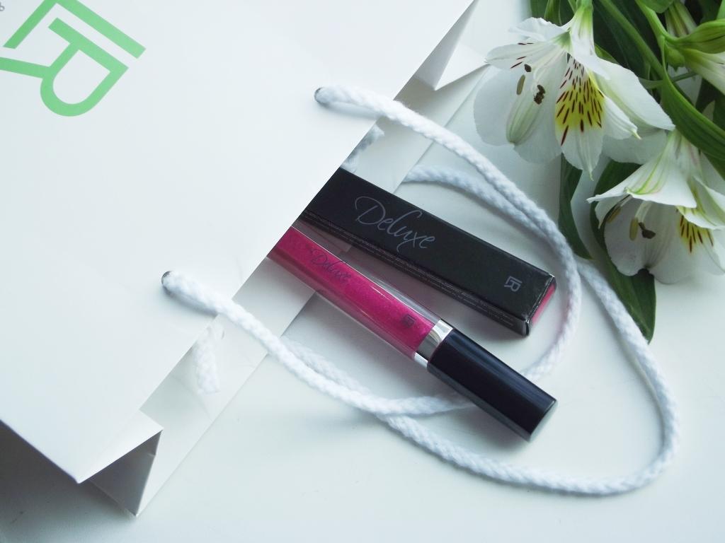 """LR Health&Beauty Deluxe Бриллиантовый блеск для губ """"02 Розовый бриллиант"""""""