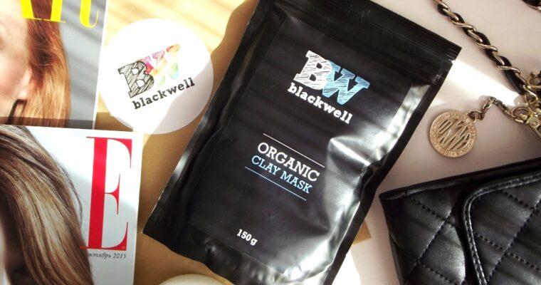 BlackWell Organic Clay Mask Очищающая маска на основе глины