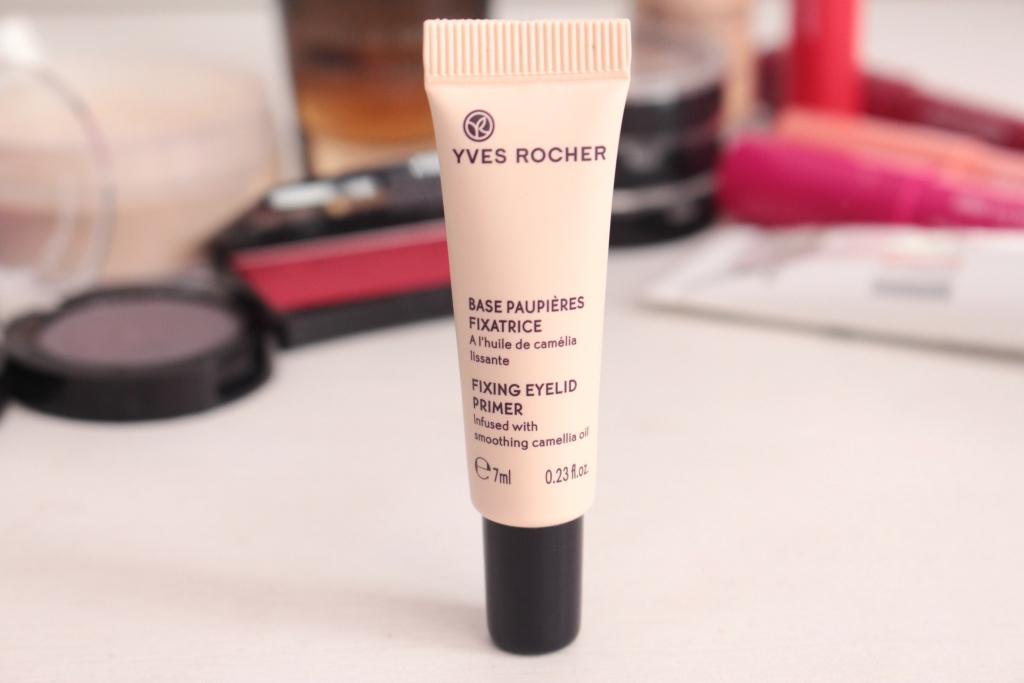 Yves Rocher Fixing Eyelid Primer База под тени