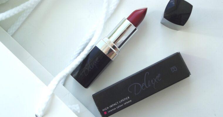 "LR Health&Beauty Deluxe High Impact Lipstick Intense Colour Release Супер-стойкая губная помада ""Красный отблеск 01"""