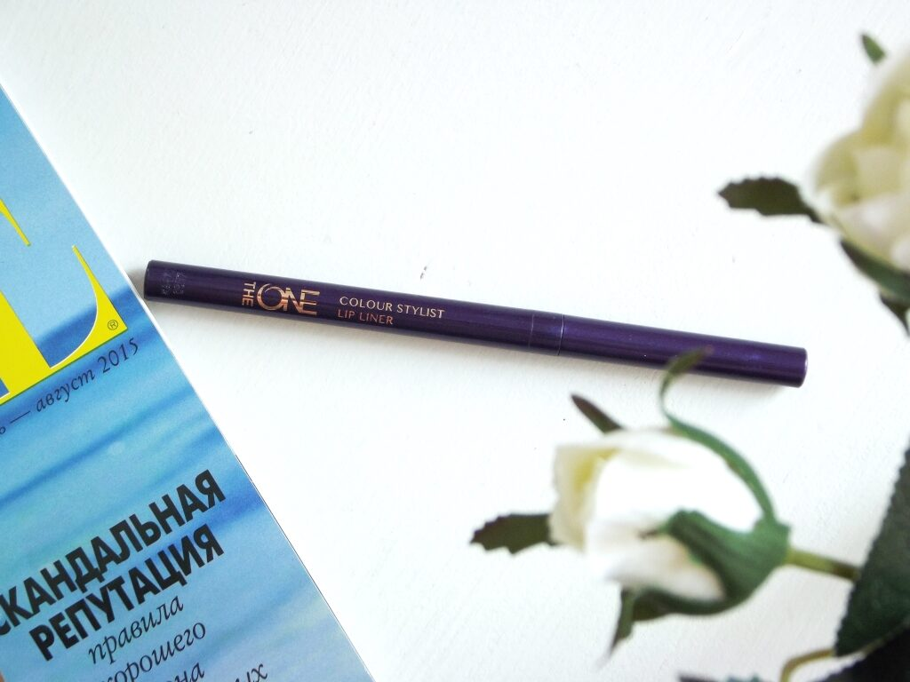 "Oriflame The One Colour Stylist Lip Liner ""Vibrant Pink"" Карандаш для губ"