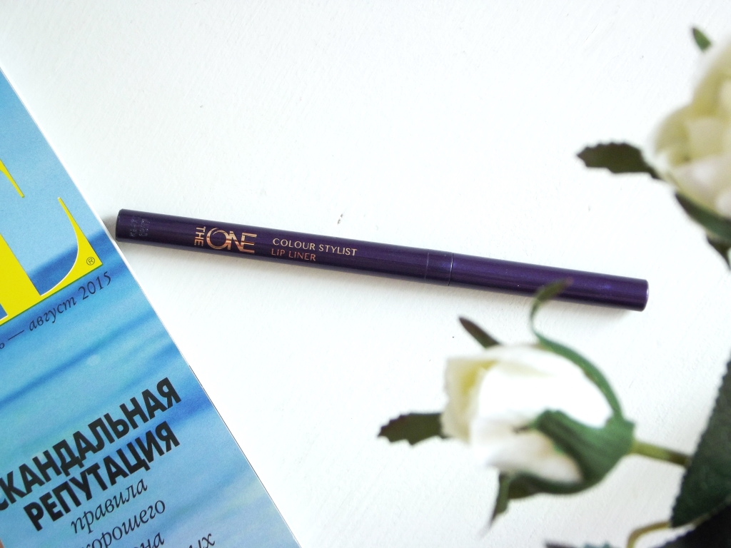 Oriflame The One Colour Stylist Lip Liner «Vibrant Pink» Карандаш для губ