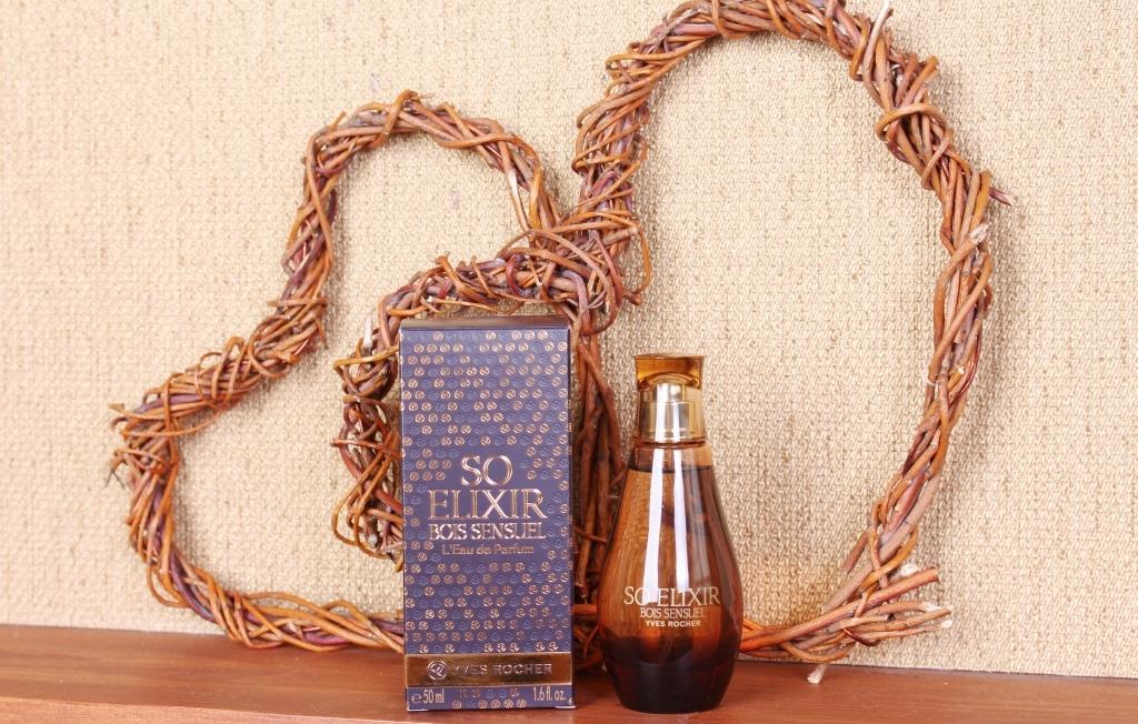 Yves Rocher «So Elixir Bois Sensuel» L'Eau De Parfum Парфюмерная вода