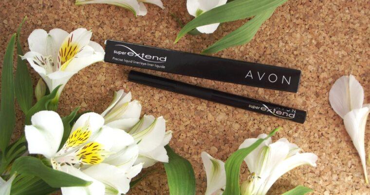 "Avon Super Extend Eye-Liner Liquide Жидкая подводка-фломастер ""СуперДлина"""