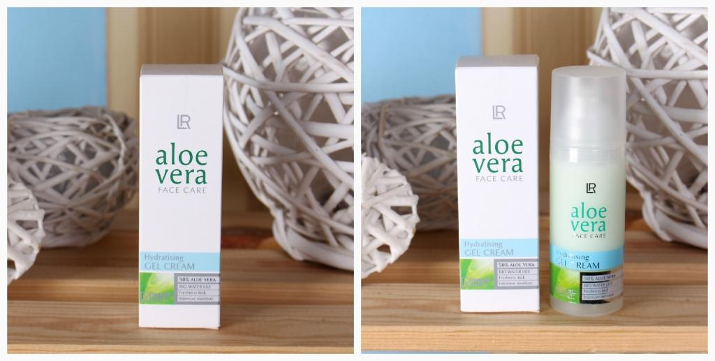LR Health&Beauty «Aloe Vera» Face Care Hydratising Gel Cream Увлажняющий крем-гель для лица