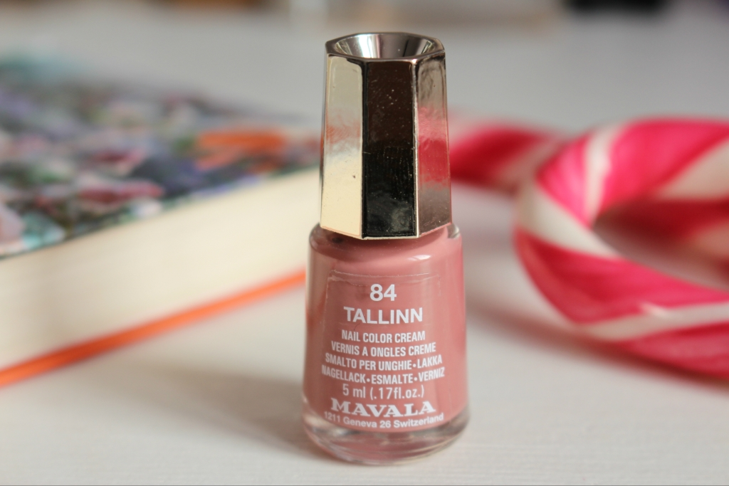 "Mavala Nail Color Cream Symphonic Color's ""84 TALLINN"" Лак для ногтей + БОНУС!"