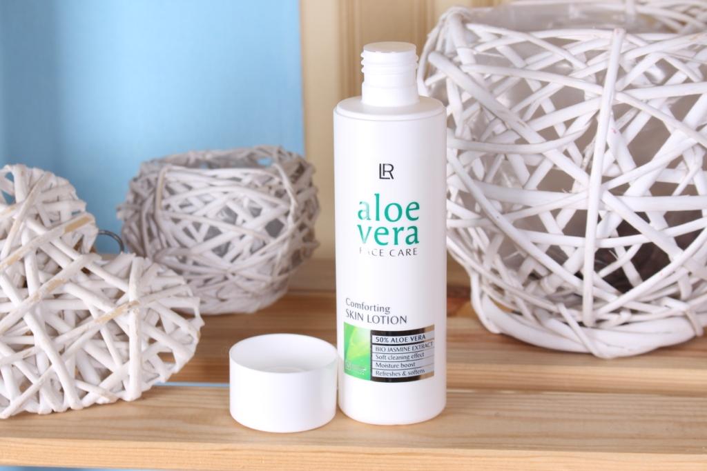 LR Health&Beauty Aloe Vera Face Care Comforting Skin Lotion Тоник для лица