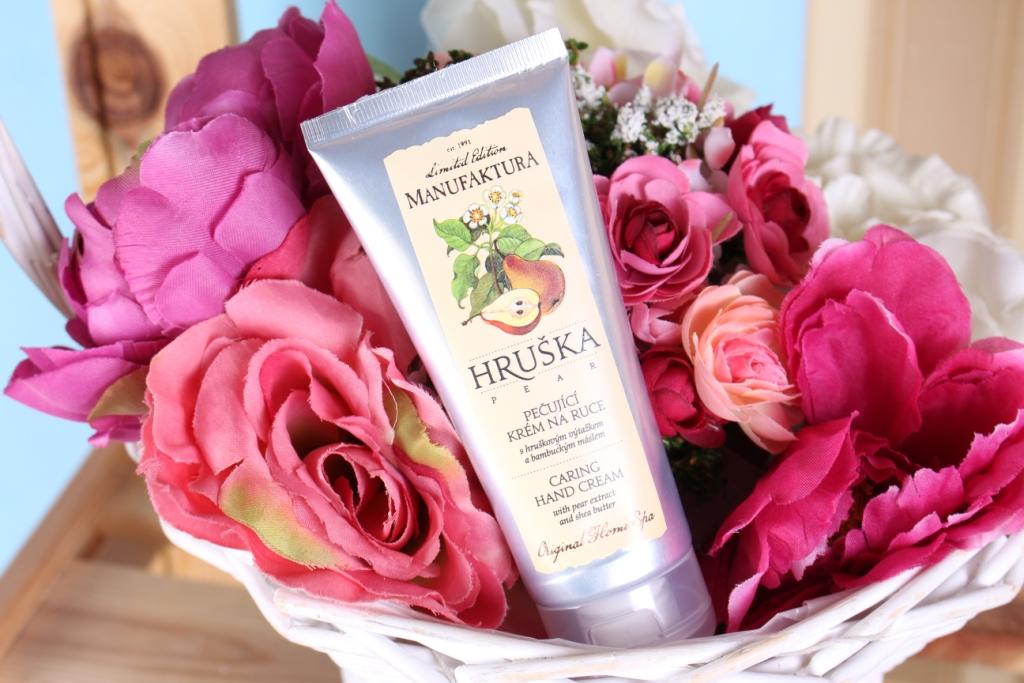 Manufaktura «Hruska/Pear» Caring Hand Cream Крем для рук