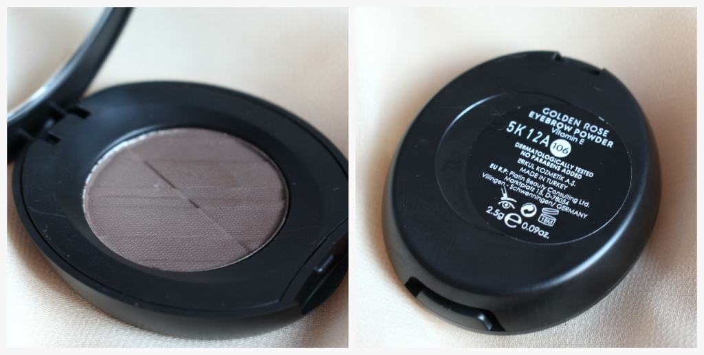 Golden Rose Eyebrow Powder_3