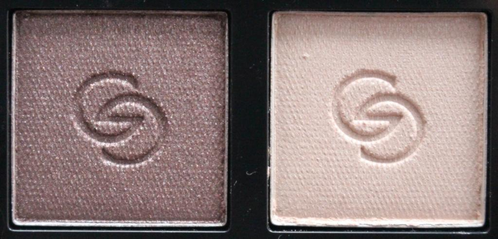 Oriflame Giordani Gold Eyeshadow Quad Divine Brown_6