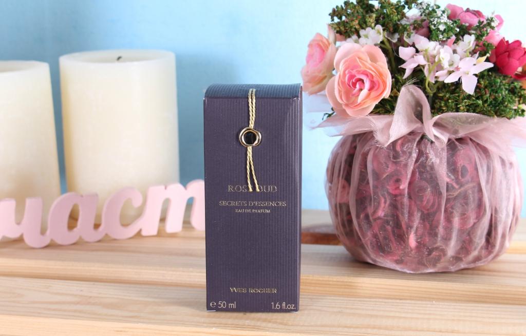 Yves Rocher Secrets D'essences Eau De Parfum Rose Oud
