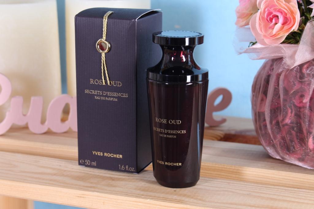 """Yves Rocher Secrets D'essences Eau De Parfum """"Rose Oud"""" Парфюмерная вода"""