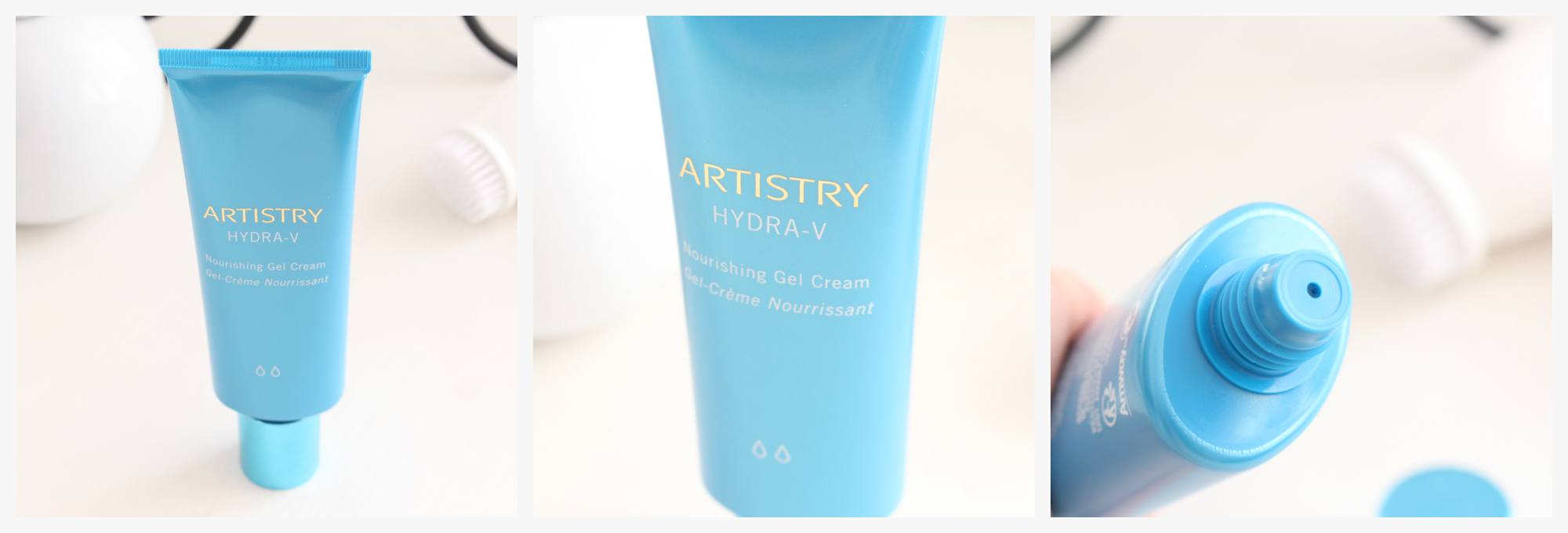 Artistry Hydra-V Nourishing Gel Cream_3