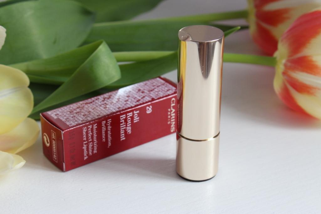 Clarins Joli Rouge Brillant Lipstick_7