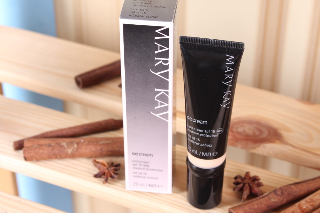 Mary Kay CC Cream SPF 15_3