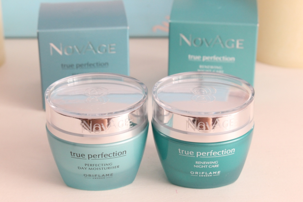 Oriflame NovAge True Perfection Уход за лицом_12