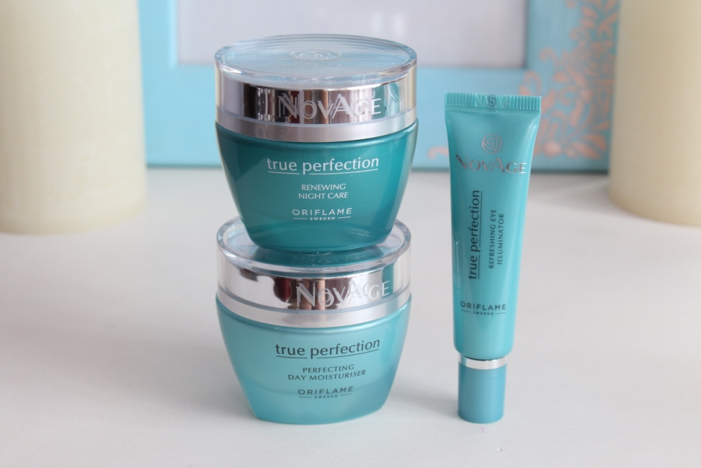 Oriflame NovAge True Perfection Уход за лицом_16