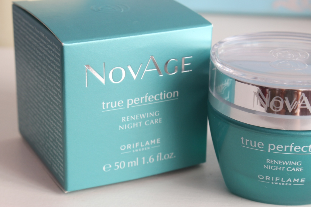 Oriflame NovAge True Perfection Уход за лицом_8