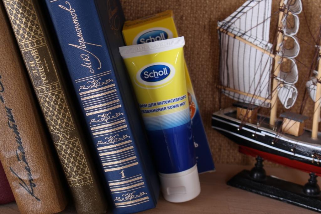 Scholl Крем для интенсивного увлажнения кожи ног_4