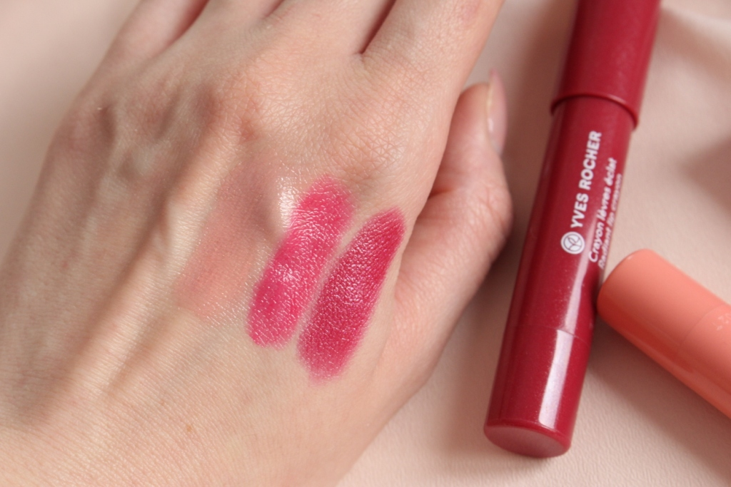 Yves Rocher Radiant Lip Crayon_17