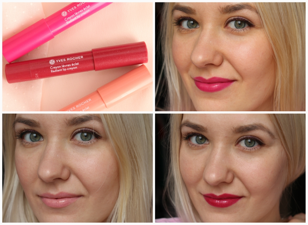 Yves Rocher Radiant Lip Crayon_24