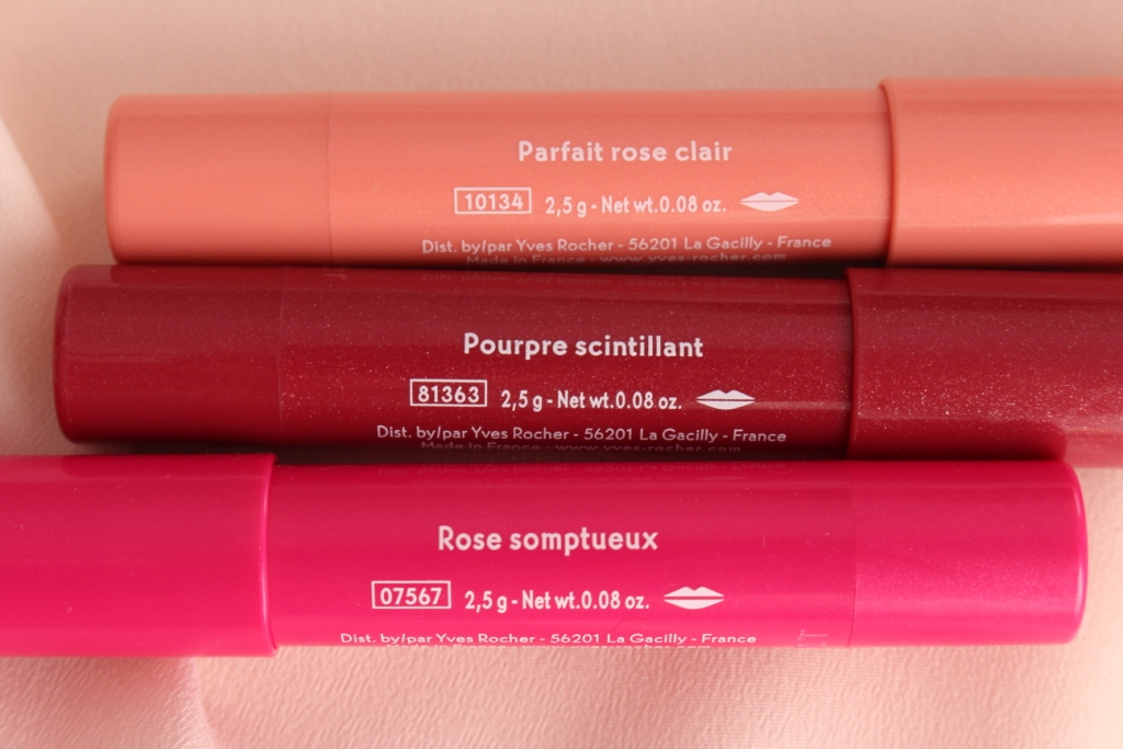 Yves Rocher Radiant Lip Crayon_3
