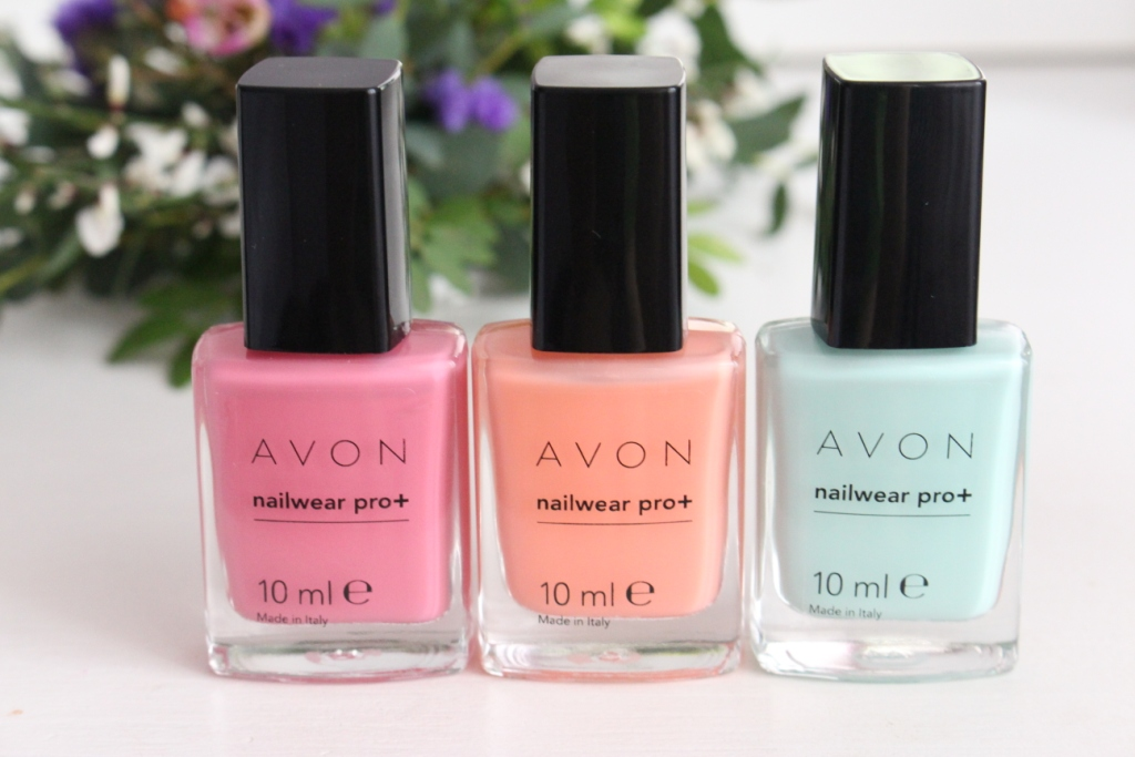 "Avon Nailwear Pro+ Nail Enamel Лак для ногтей ""Эксперт цвета"""