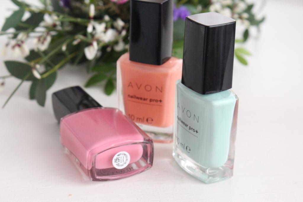 Avon Nailwear Pro+ Nail Enamel_4