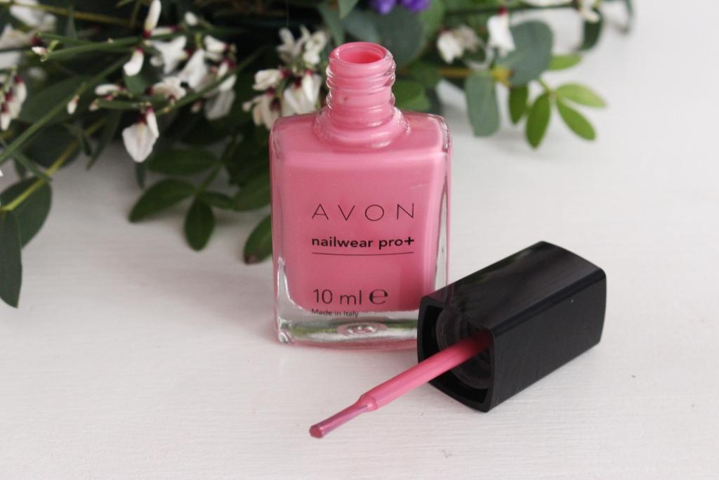 Avon Nailwear Pro+ Nail Enamel_6