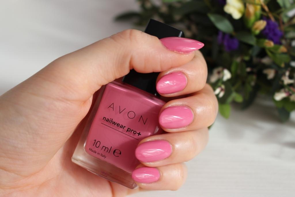 Avon Nailwear Pro+ Nail Enamel_7